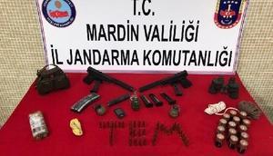 Mardinde terör operasyonu