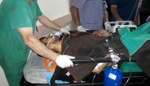 Tunceli'de mayına basan köylü ağır yaralandı