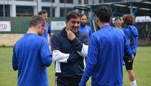 Karaman: Fenerbahçe maçına var olan gücümüzle çıkacağız