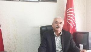 Kırşehirde CHP'nin yeni il başkanı Hacı Tanrıbuyurdu