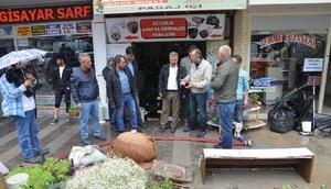 Kırşehir Belediyesi selden etkilenen vatandaşa yardım elini uzattı