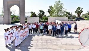 Osmaniyede Gençlik Haftası etkinlikleri başladı