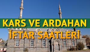 Ardahan ve Kars iftar saatleri bilgisi   Kars ve Ardahanda iftara ne kadar kaldı