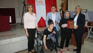Osmaniyede Engelliler Haftası etkinlikleri