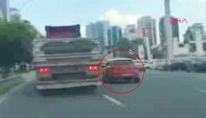 Ankaradaki işlek caddede güpegündüz akıl almaz olay