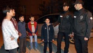 Gece kartalları, 24 yıl sonra yine Erzurum sokaklarında