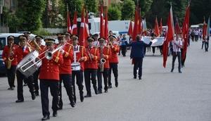 Karabük'te 19 Mayıs coşkusu