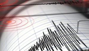 Şanlıurfada 4 büyüklüğünde deprem