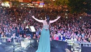 Giresun'da festival coşkusu sürüyor