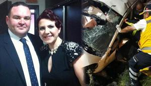 Çok acı haber... Öğretmen çift kazada öldü