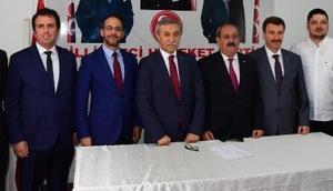MHP Muğla milletvekili adayları tanıtıldı