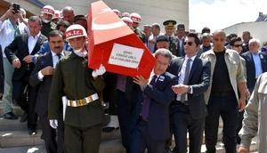 Şehit Asteğmen, Muşta gözyaşlarıyla toprağa verildi/ek fotoğraflar