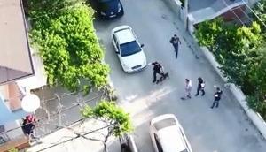 Denizlide dronelu uyuşturucu operasyonunda 16 tutuklama