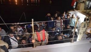 Mersinde 42 kaçak ve 1 organizatör yakalandı