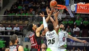 TOFAŞ - Eskişehir Basket (FOTOĞRAFLAR)