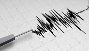 Bitlisde korkutan deprem