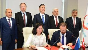 Kilis Devlet Hastanesinin yapımı için imzalar atıldı