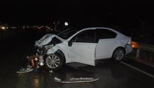 Kastamonuda feci kaza: 6 ölü, 2 yaralı