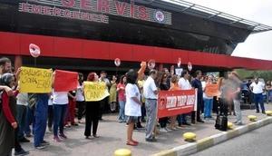 İzmirde intern hekime şiddet
