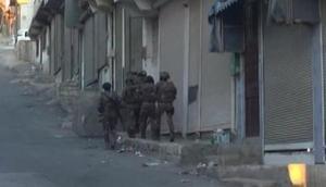 Gaziantepte terör operasyonu: 12 gözaltı