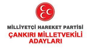 Çankırı MHP Milletvekili Adayları kimdir 2018 Çankırı MHP adayları