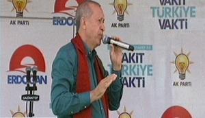 Erdoğandan Gaziantepte Suriyelilerle ilgili flaş mesajlar