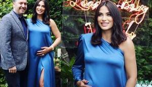 Ünlü sunucu ve oyuncu Gamze Karaman Keçeli anne oldu
