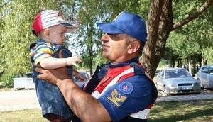 Tokatta jandarmadan Çocuklarımız Güvende uygulaması