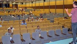 Kırıkkalede müftülük personeline madde bağımlılığı semineri