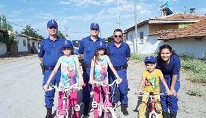 Amasyada jandarmadan Çocuklarımız Güvende-2 uygulaması