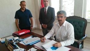 Amasya'da tarihi binanın müzeye dönüştürülmesi için imzalar atıldı