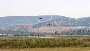 Başkentteki Kara Havacılık Okul Komutanlığı Ispartaya taşınıyor/ Ek fotoğraflar