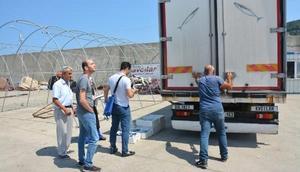 Zonguldakta yasa dışı palamut avlayanlara ceza