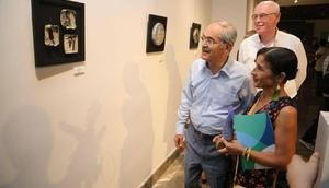 Eskişehirde Seramik Çalıştayı sergisi