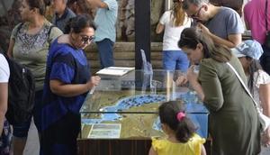 Çanakkale Destanları Müzesi Gezici TIRına yoğun ilgi