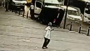 İstanbulda türbede mucize kurtuluş