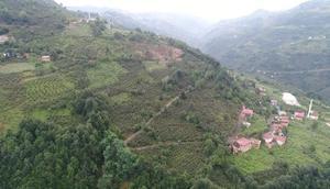 Orduda heyelan riski nedeniyle tahliye edilen 18 ev için yıkım kararı
