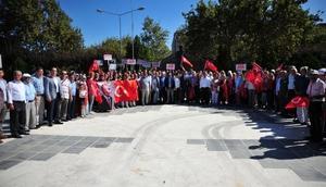 Çanakkalede AK Partinin 17nci kuruluş yıldönümü kutlandı