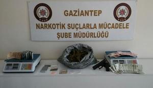 Gaziantepte uyuşturucu operasyonu: 7 tutuklama