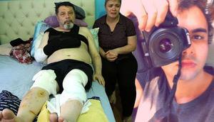 Üniversiteli Mert Beşiktaşta kaldırımda yürürken canından oldu