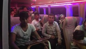 Çanakkalede 41 kaçak yakalandı