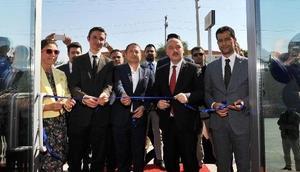 Osmaniye İş Geliştirme Merkezinin açılışı yapıldı