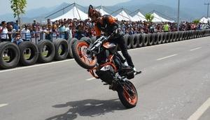 Osmaniye, motosiklet festivaline hazır