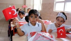 Osmaniyede yeni eğitim öğretim yılı kutlamaları