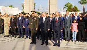 Osmaniyede Gaziler Günü kutlandı