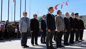 Muğlada Gaziler Günü kutlandı