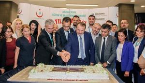 Adana Şehir Hastanesi 1 yaşında