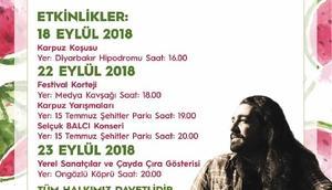 Kamuda tasarruf tebdirleri, Diyarbakır Karpuz Festivalini iptal ettirdi