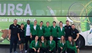 Bursa BŞB Kadın Basketbol Takımının kupa mesaisi başlıyor