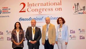 2. Uluslararası Onkoloji Kongresi Antalyada başladı